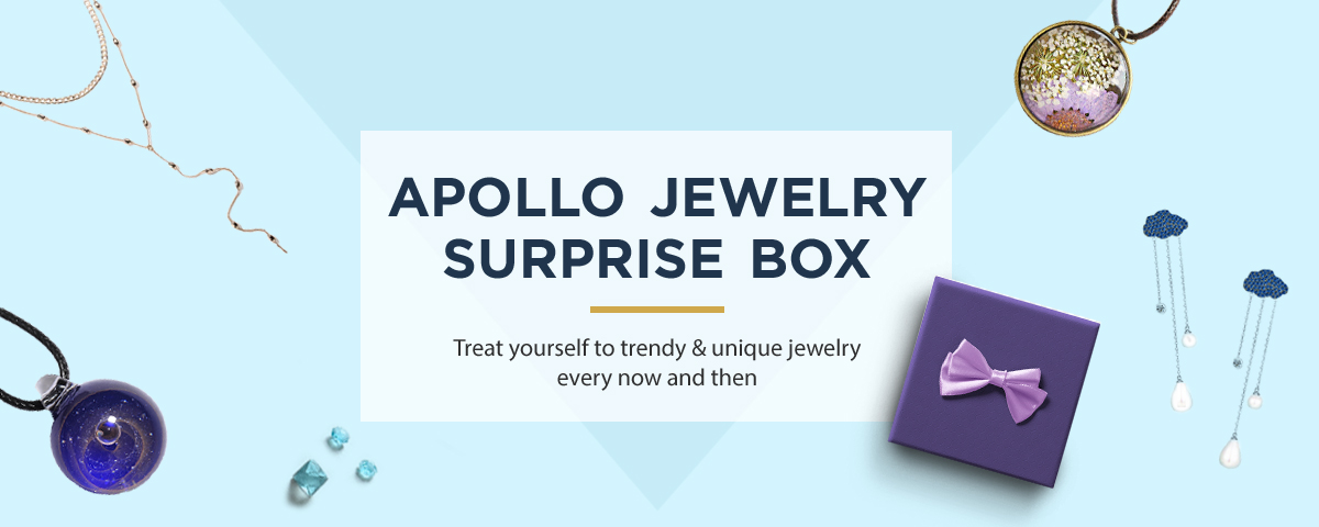 welcome to jewelry box subscription