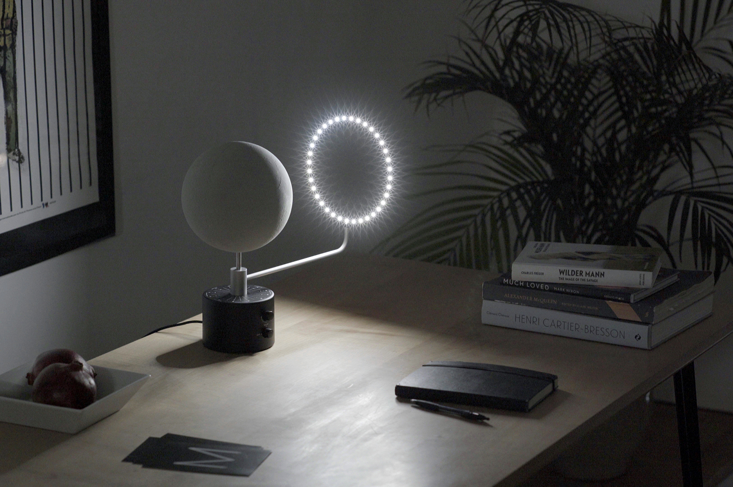 LED Lunar Light