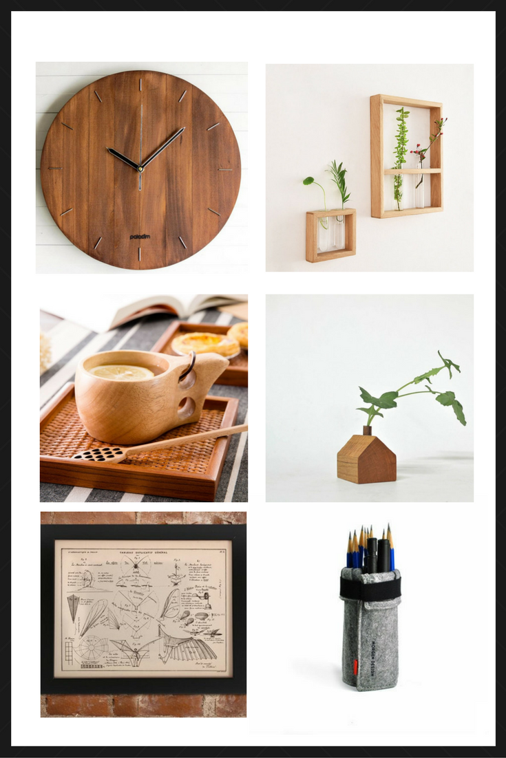 How to make a creative home workspace apollo box blog for Minimalist house essentials