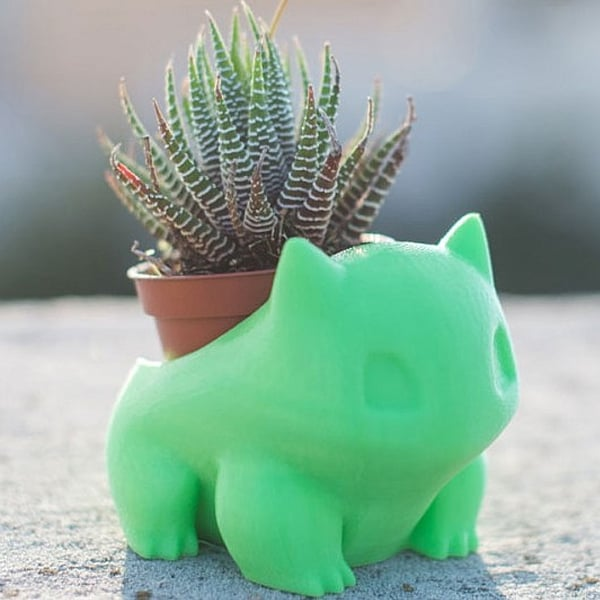 product thumbnail image for Bulbasaur Planter