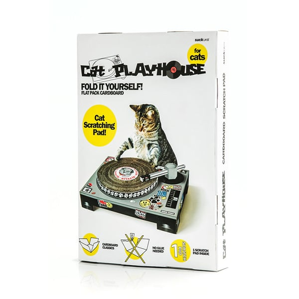 Cat Play House Apollobox