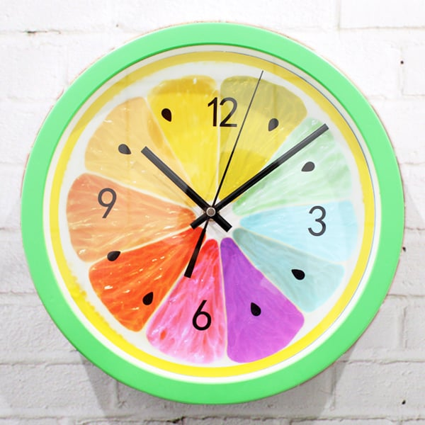 product image for Fruit Slice Wall Clock