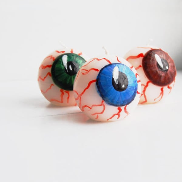 product image for Creepy Eye Ball Candle
