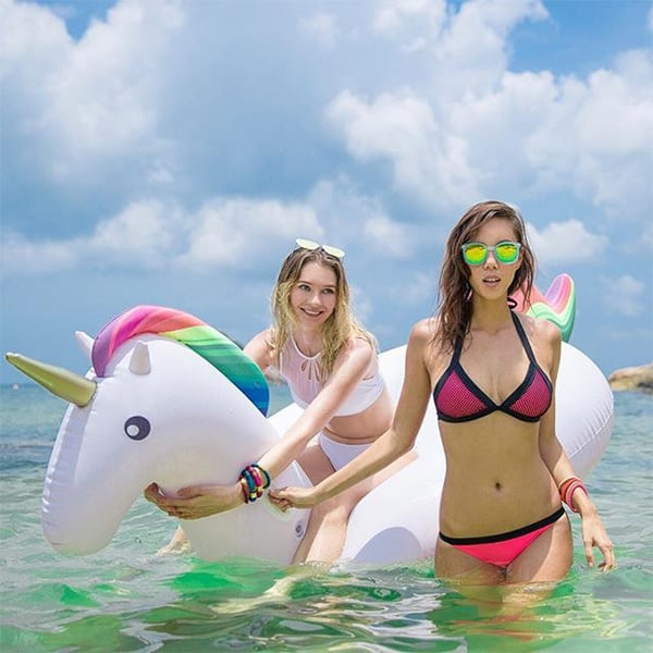 Floaty Inflatable Unicorn