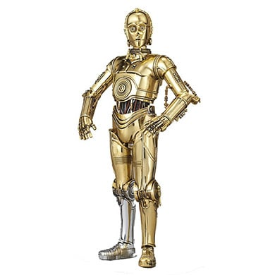 Star Wars C-3PO Model Kit