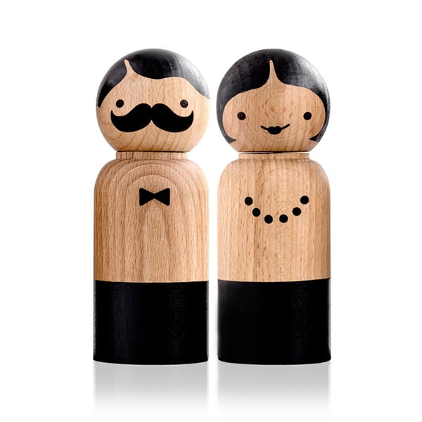 product image for Mr Salt and Mrs Pepper