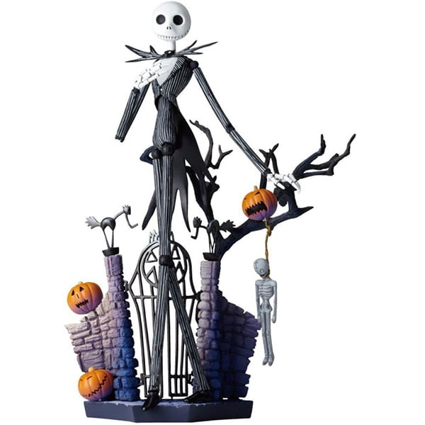 Jack Skeleton Painted Figure