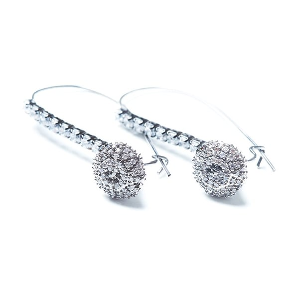 Ms Diamond Collection Earring