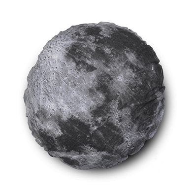 Moon Pillow Cushion