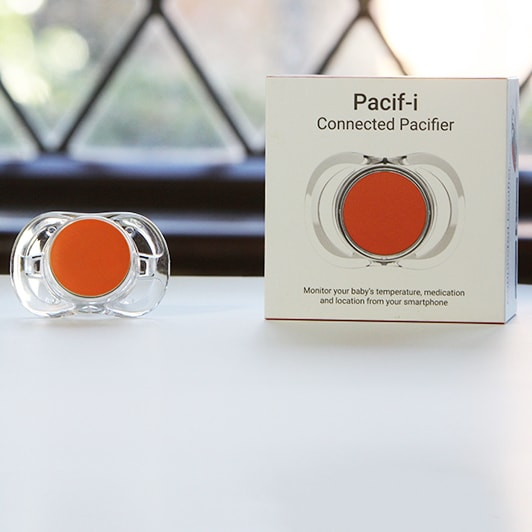 product image for Bluetooth Smart Thermometer Pacifier