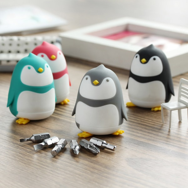 Penguin Screwdrivers