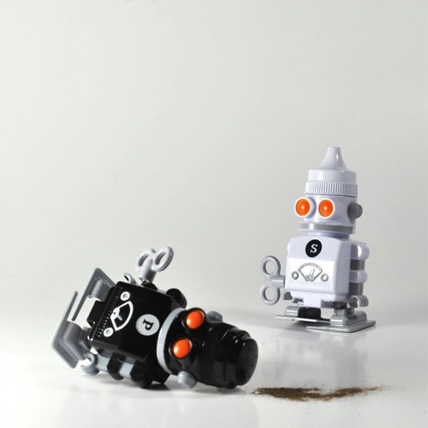 Salt & Pepper Bots
