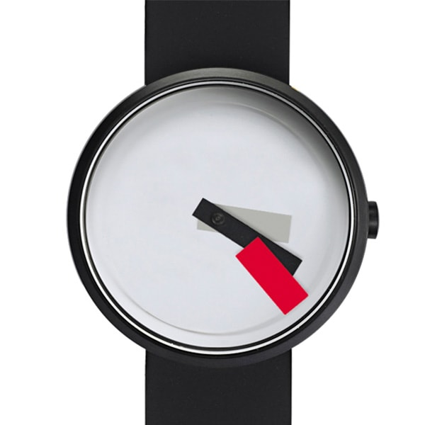 RED Suprematism Watch
