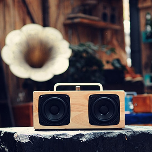 product image for Retro Bluetooth Speaker