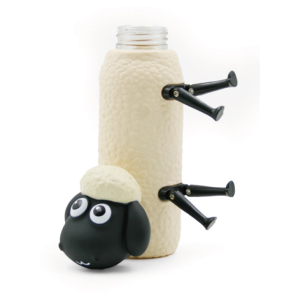 Cute Sheep Water Bottle