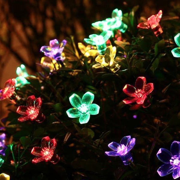 product image for Blossom Flower Solar Garden Lights