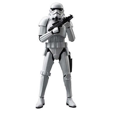 Soldier Storm Trooper Model Kit