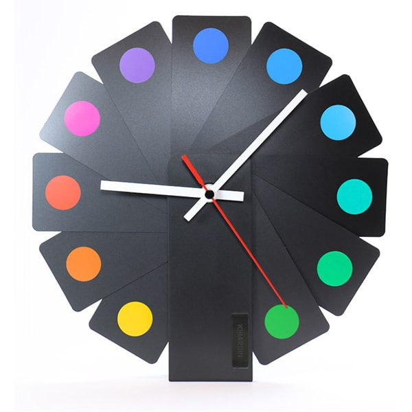 Transformer Analog Clock Dots