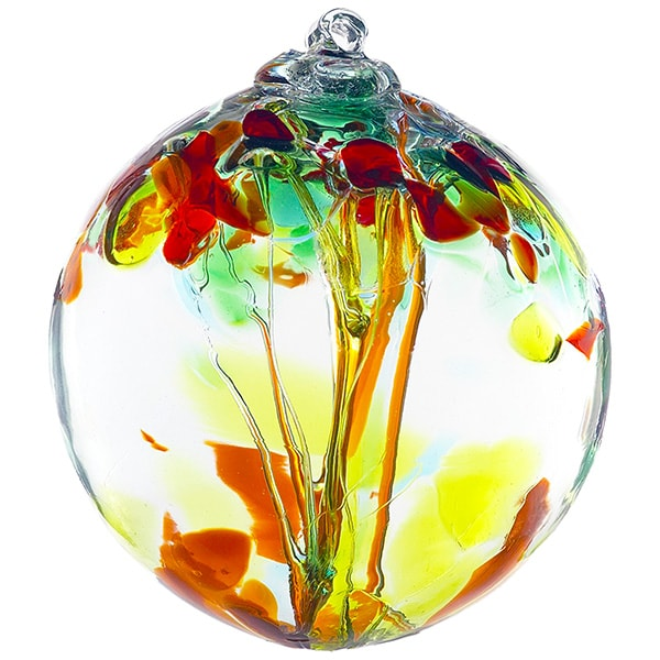 product image for Recycled Glass Tree Globe - Relationships