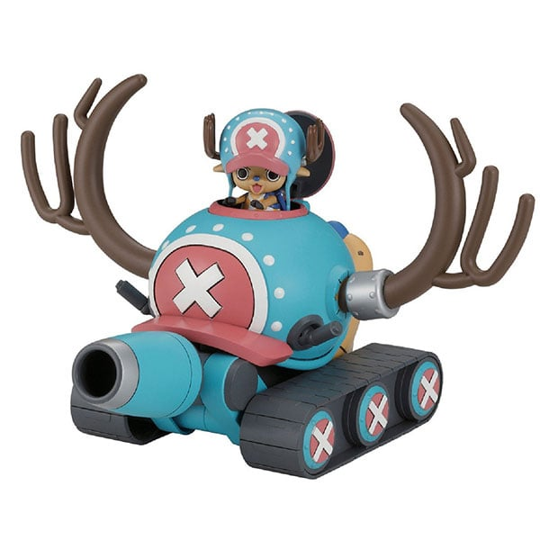 One Piece Chopper Robot Model Kit