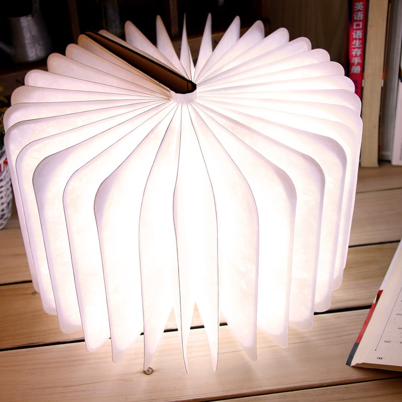 product image for Woody Book Lamp