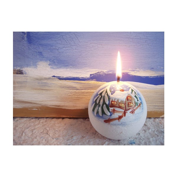 Christmas In Wonderland Candle