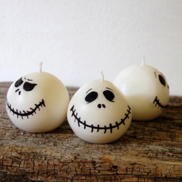 product image for Jack Skellington Handmade Candle