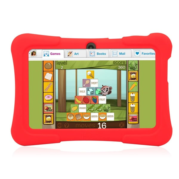 product image for 7-Inch Android Kids Tablet