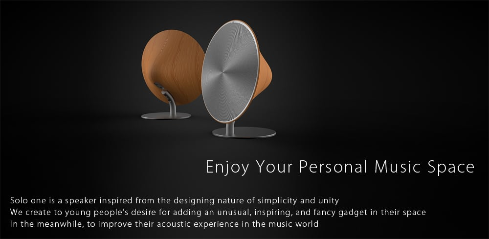 Emie Solo One Speaker Enjoy Your Personal Music Space