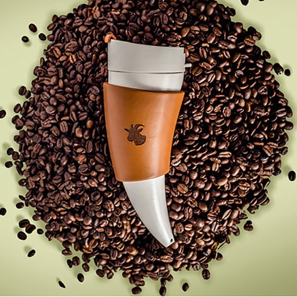 product image for Goat Horn Coffee Cup (12oz)