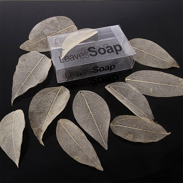 Gold Leaves Handmade Soap