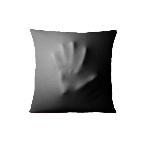 The Creepy Hand Pillow Case
