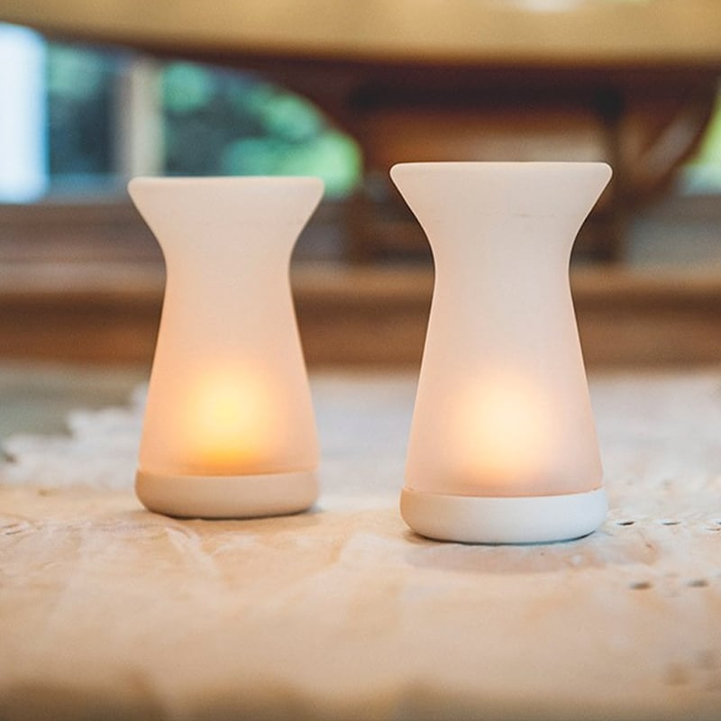 Unikia Vase Candle Light