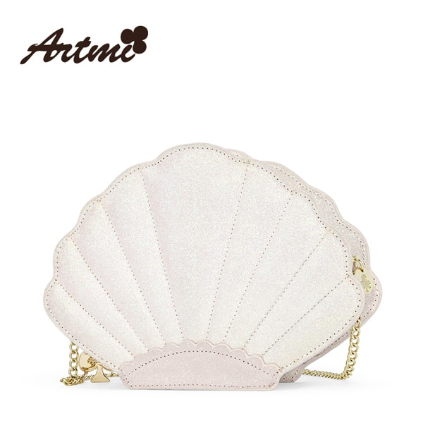 product image for Sea Shell Faux Leather Purse