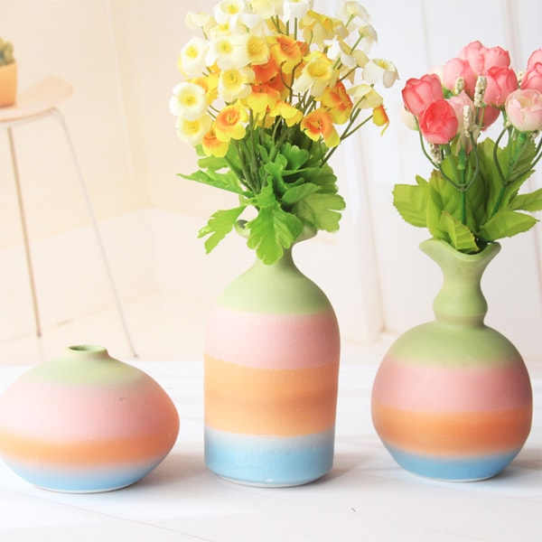 product image for Rainbow Ceramic Vase