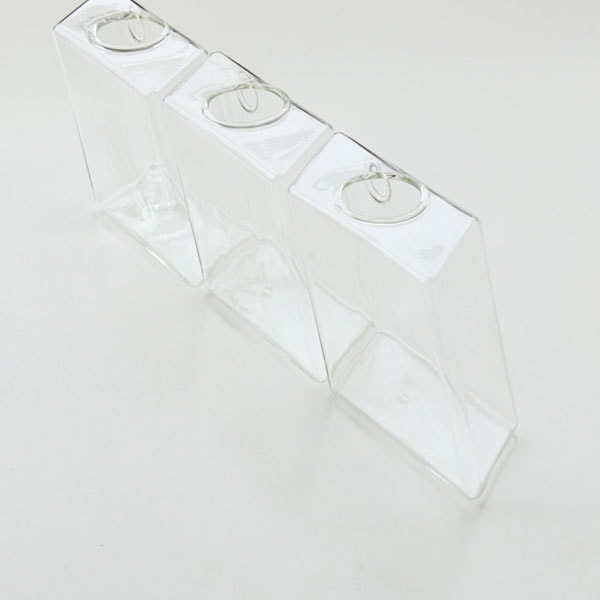 product image for Geometric Quadrilateral Wall Vase