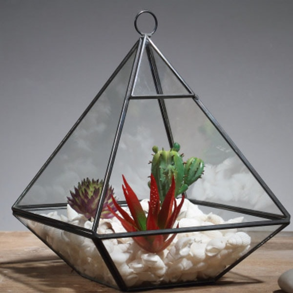 product thumbnail image for Nordic Glass Terrarium