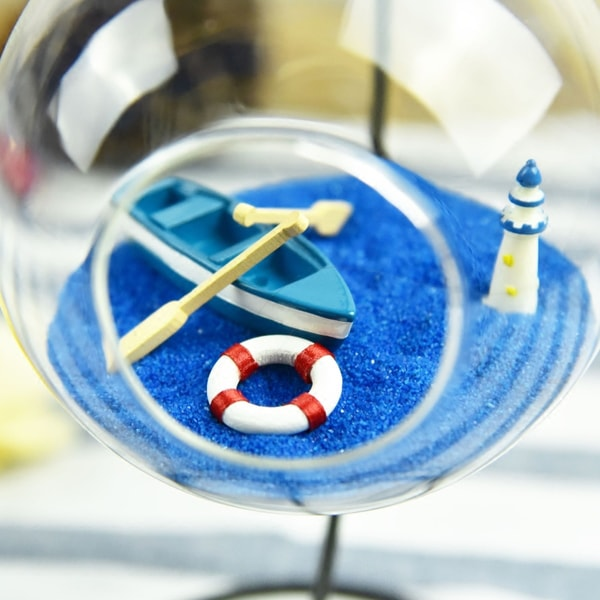product image for Beach Style Glass Terrarium Kit