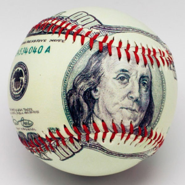 product image for Unforgettaballs Painted Baseballs