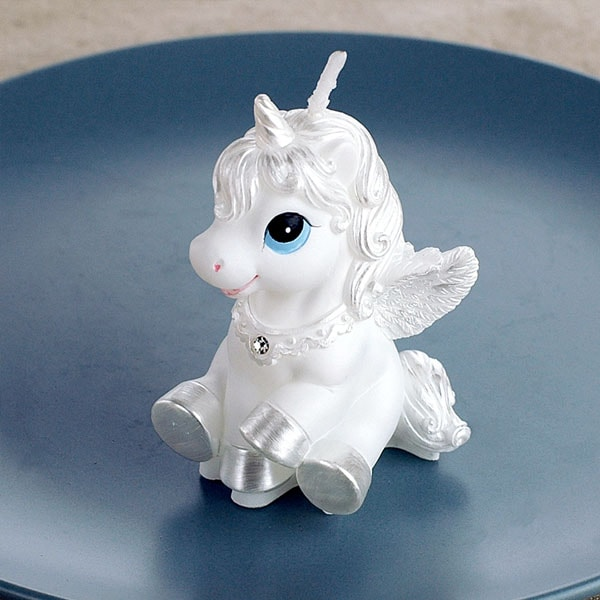 Unicorn Candle Apollobox