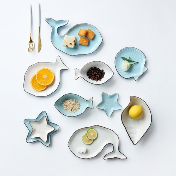 From The Deep Dinnerware Collection