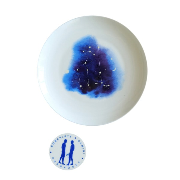 product image for Zodiac Constellation Plate