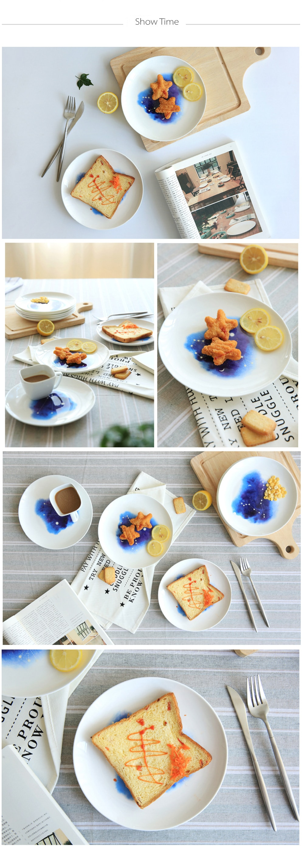 Kawasimaya Plate Zodiac Collection What Is Your Constellation?