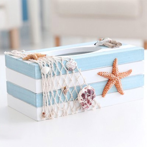Product Thumbnail Image For Nautical Style Tissue Box