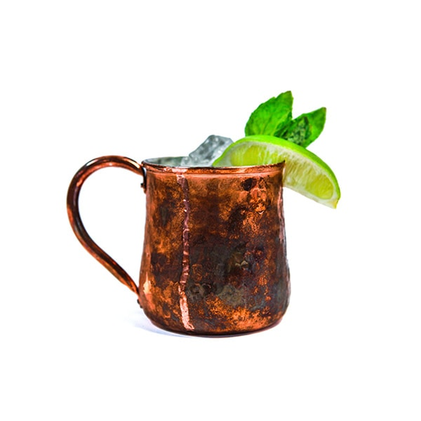 product image for MOSCOW MULE MUG- RUSTIC