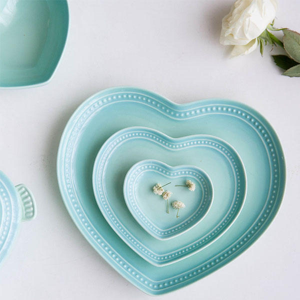 product thumbnail image for Heart Plates