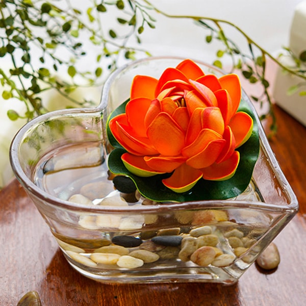 product image for Heart Vase with Lotus