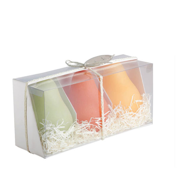 Product Thumbnail Image For Brushed Pear Candle Gift Sets