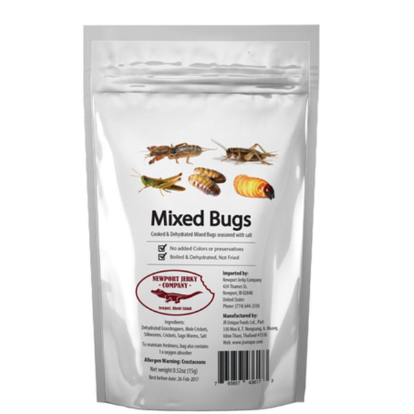 product image for Bag of Edible Bugs