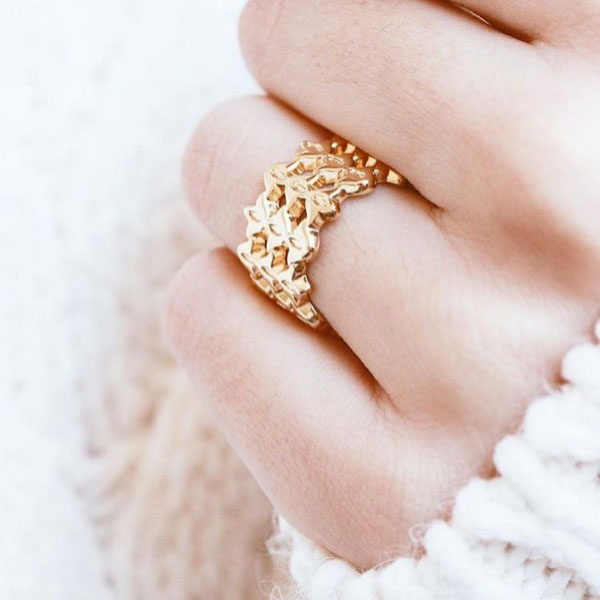 Cherry Blossom Ring (OUT OF STOCK)